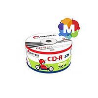 Диски DATEX CD-R 700Mb 52x Bulk 50 pcs