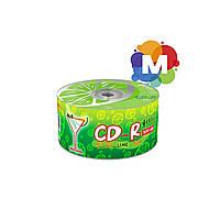 Диски  KAKTUZ CD-R 700Mb 52x Bulk 50 pcs ''LIME''