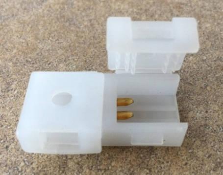 Соединитель для светодиодной ленты SANAN LS704 2835 220V Код.57560, фото 2