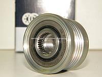 Ременной шкив генератора (5-pk) на Рено Трафик (-AC) 01-> 1.9dCi — Ruville (Германия) - 55583