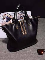 Модная женская сумка с Натуральной Кожи. Стильная сумка.