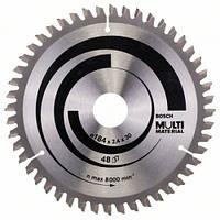 Циркулярный диск Bosch 184x30 48 Multi Material