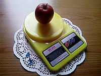 Весы кухонные электронные до 10 кг.