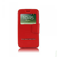Чехол книжка Book Cover Samsung G530 Red