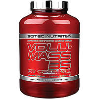 Гейнер Scitec Nutrition Volumass 35 Proffesional (2.95 kg)