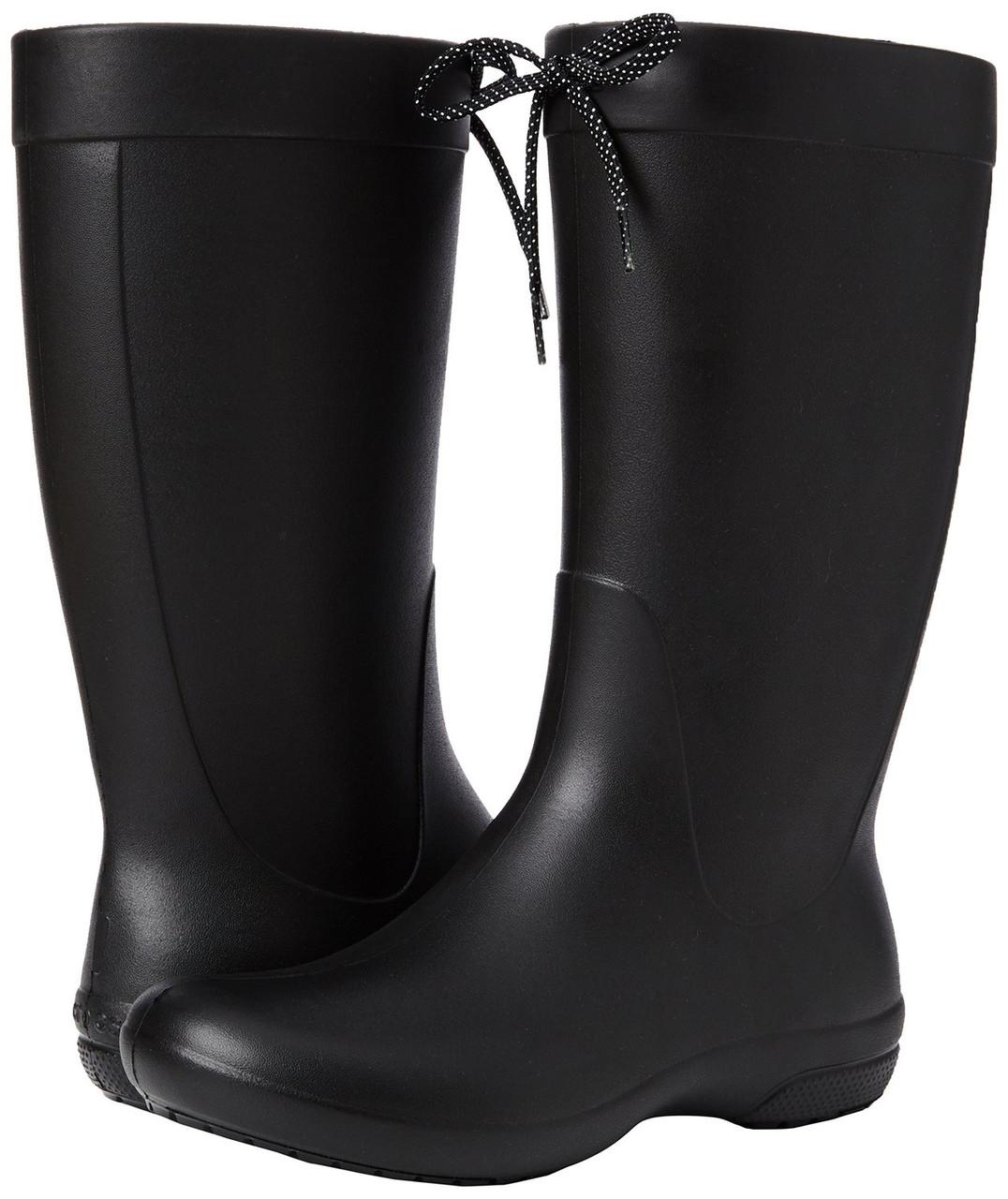 Женские резиновые сапоги Крокс Crocs Women's Freesail Rain Boot