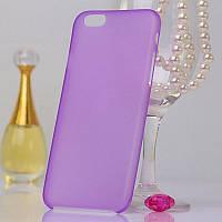 "Матовый чехол Apple iPhone 6 / 6S 4.7"" Фиолетовый"
