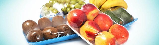 Применение пищевой стрейч-пленки для упаковки