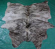 Невелика коров'яча підлогова шкура екзотичного забарвлення
