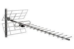 Антенна ДМВ ENERGY 1,0 м (13 эл.+8) - 15 dB
