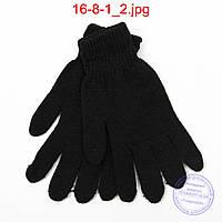Мужские перчатки - №16-8-1, фото 1
