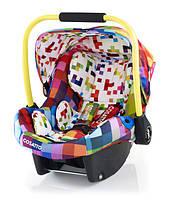 Автокресло для новорожденных Cosatto Port Isofix Pixelate