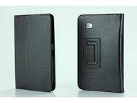 Чехол книжка Book leather case for Samsung P3100, black