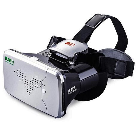 RITECH III RIEM3 VR Очки виртуальной реальности 3D, фото 2