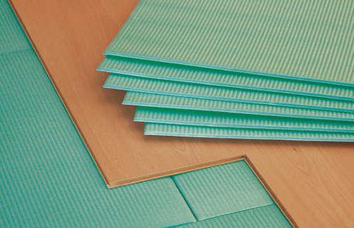Подложка под ламинат PROfloor - 3 мм, професиональная, в листах, ширина - 500 мм длинна -1000мм