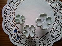 Плунжер кондитерский Цветок 4 лепестка