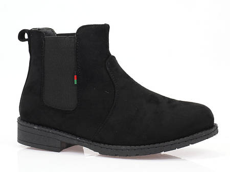 Женские ботинки ALPHERATZ black