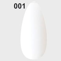 Гель-лак для ногтей Christian №001 (белый)