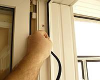 Уплотнительная резина на окна