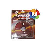Чистящий диск VS для DVD/CD приводов