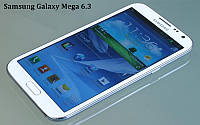 Тачскрин (сенсор) для Samsung i9205, i9200 Galaxy Mega 6.3 (White) Original