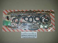 Комплект прокладок двигателя Д-243, 242 (19 поз/22 шт) без РТИ (про-во Рось-Гума)