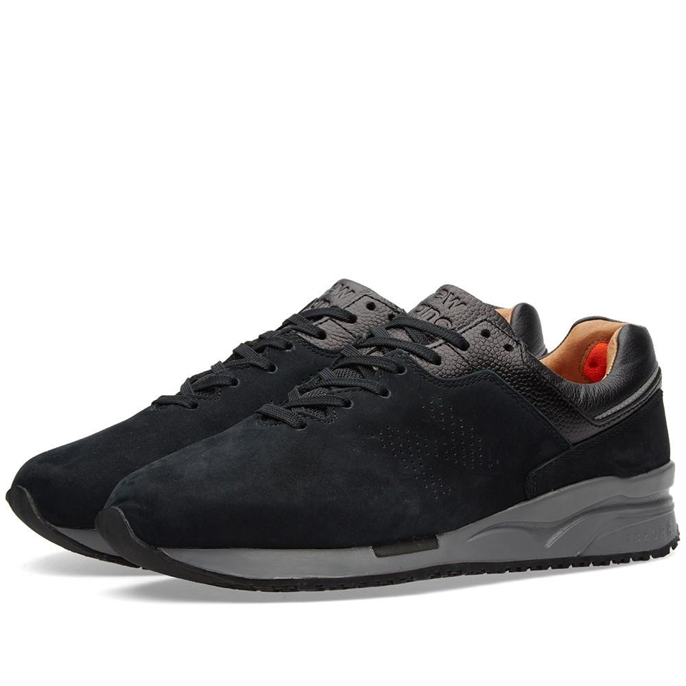 Оригинальные кроссовки New Balance ML2016CB Black   Dark Grey -  Sport-Sneakers - Оригинальные кроссовки 5082802ae488b