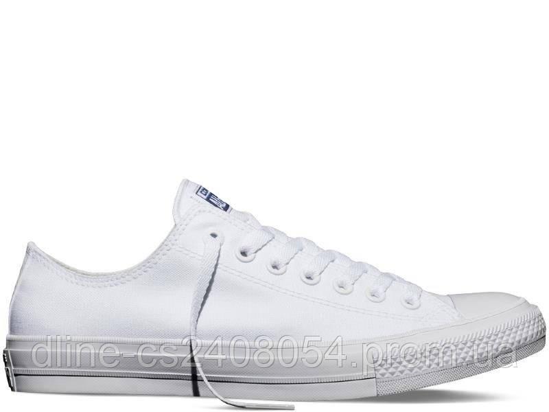 Кеды Converse Chuck Taylor II Low Белые