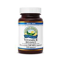 Витамин Е в капсулах натуральный (Vitamin E) бад NSP