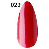 Гель-лак для ногтей Christian №023 (темно-красный)