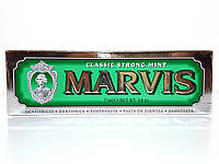 Зубная паста Marvis Classic Strong Mint 75г