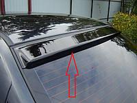 Дефлектор заднего стекла (козырёк) на Киа Рио с 2011> седан ANV air.