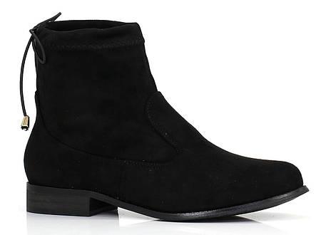 Женские ботинки Atlas BLACK