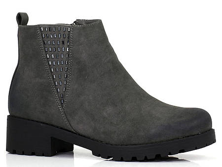 Женские ботинки Auva GRAY