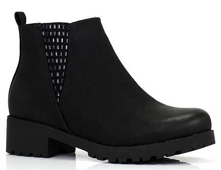 Женские ботинки Avior BLACK