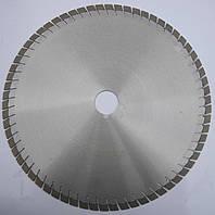 Алмазный диск бесшумный для резки гранита HARD GRANIT LASER  520x4,2/3,0x15x60-66S 1A1R