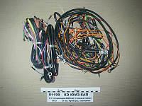 Комплект электропроводки ЮМЗ-Ап (с клеммами и силов.жгутами)