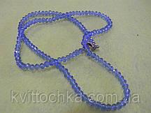 Хрусталь стекло 4 мм. голубой