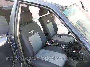 Авточехлы салона Audi 100/А6 1991-97 г. тканевые.