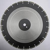 Алмазный диск для резки асфальта ASPHALT LASER  455x3,6/2,8x10x25,4-25/3S