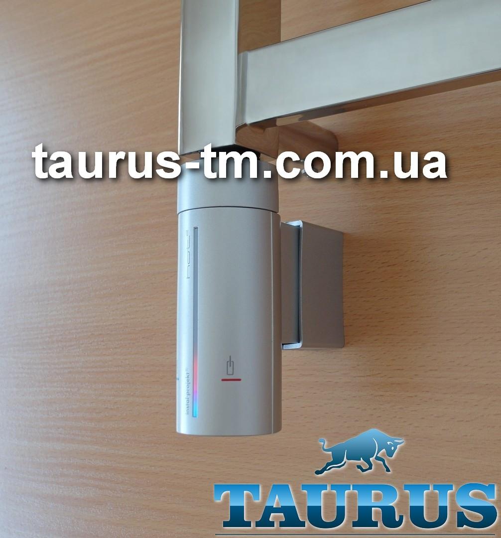 Сенсорный ТЭН InstalProjekt HOT2 N0 (MS) Silver: регулировка +таймер до 8ч; LED-подсветка + маскировка провода