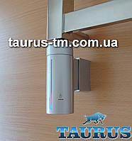 Сенсорный ТЭН InstalProjekt HOT2 N0 (MS) Silver: регулировка +таймер до 8ч; LED-подсветка +маскировка провода