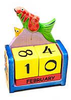 Настольный календарь Рыбы