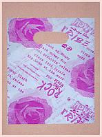 Пакеты полиэтиленовые типа «банан» 25x35cм /уп-100шт