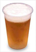 Стаканы пивные одноразовые (пиво/квас),480 мл (1500 шт/ящик)