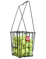 Корзина для теннисных мячей wilson 75 ball