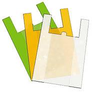 Пакеты полиэтиленовые майка №0 18-30см /уп.250шт