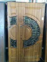 Дверь входная Арма со стеклопакетом 304