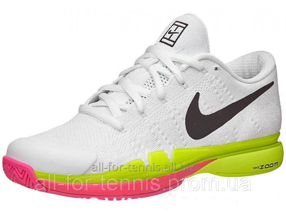 sale retailer d95a7 2930c Теннисные кроссовки Nike Zoom Vapor 9.5 Flyknit, цена 4 576 грн., купить в  Виннице — Prom.ua (ID 383276477)
