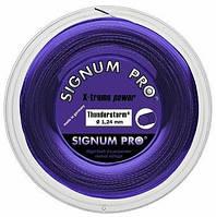 Теннисная струна Signum Pro ThunderStorm 200 м